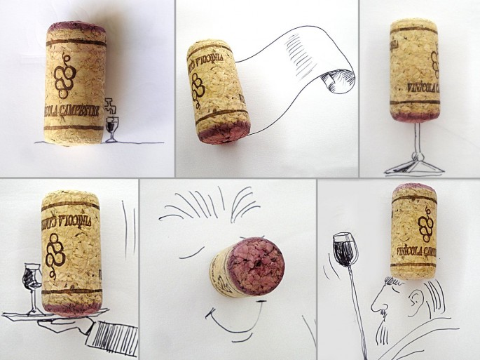 3 - Victor Nunes Faces - Corks
